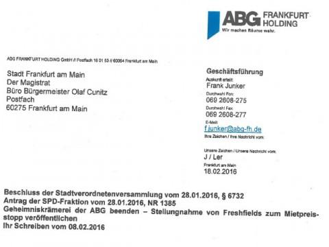 ABG-Gutachten